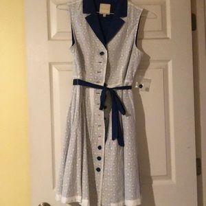 ModCloth Community Brunch In Eyelets dress